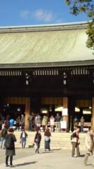 菊池隆志 公式ブログ/『参拝日和♪(  ̄▽ ̄)』 画像3