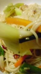 菊池隆志 公式ブログ/『焼き素麺完成♪(  ̄▽ ̄)』 画像3