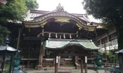 菊池隆志 公式ブログ/『豊川稲荷東京別院♪(* ̄∇ ̄)ノ』 画像3