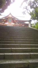 菊池隆志 公式ブログ/『階段を昇ると♪o(^-^)o 』 画像1