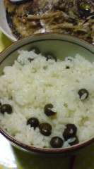 菊池隆志 公式ブログ/『むかご飯実食(  ̄▽ ̄*)♪』 画像1