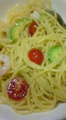 菊池隆志 公式ブログ/『アボカドバジル冷製スパゲティ♪』 画像1