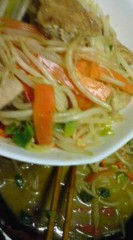 菊池隆志 公式ブログ/『適当鶏の山椒味噌炒め♪』 画像3