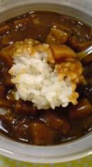 菊池隆志 公式ブログ/『朝カレー丼♪(  ̄▽ ̄)』 画像2