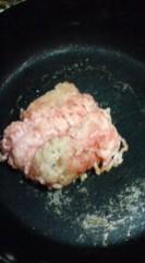 菊池隆志 公式ブログ/『解凍挽き肉♪o(^-^)o 』 画像1