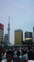 菊池隆志 公式ブログ/『三社祭♪(  ̄▽ ̄)』 画像3
