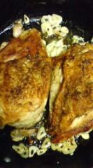 菊池隆志 公式ブログ/『チキンステーキ( ガーリック風味) ♪』 画像1