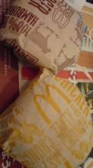 菊池隆志 公式ブログ/『ハンバーガー♪(  ̄▽ ̄)』 画像1