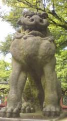 菊池隆志 公式ブログ/『御本殿♪o(^-^)o 』 画像1