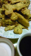 菊池隆志 公式ブログ/『エリンギ食べます♪o(^-^)o 』 画像2