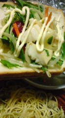菊池隆志 公式ブログ/『野菜サンドウィッチぃ♪o(^-^)o 』 画像2