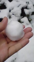 菊池隆志 公式ブログ/『雪だぁ♪o(^-^)o 』 画像3