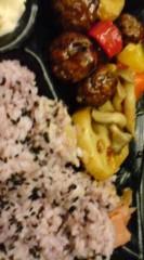 菊池隆志 公式ブログ/『黒米御飯& 肉団子弁当♪』 画像2