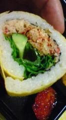 菊池隆志 公式ブログ/『寿司実食♪(  ̄▽ ̄)』 画像2