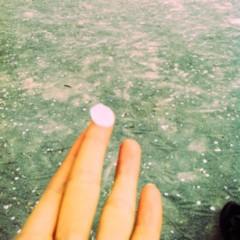 片岡優香 公式ブログ/ロケバスからの桜は 画像3