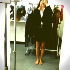 片岡優香 公式ブログ/小股で歩こうスーツスタイル 画像2