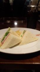 安西早来 公式ブログ/サンドイッチからのライブの巻 画像1