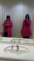 安西早来 公式ブログ/ピンク 画像1