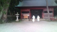 上田秀一郎 プライベート画像/羽黒山修行 2010-09-11 07:34:23