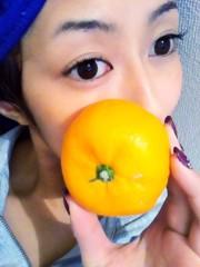 朝生あや 公式ブログ/おみかん(- ゜3゜) ノ 画像1