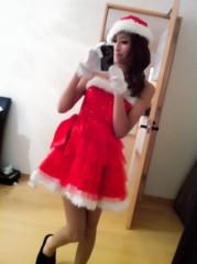 朝生あや 公式ブログ/サンタさん 画像2