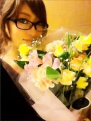 朝生あや 公式ブログ/ありがとうです! 画像1