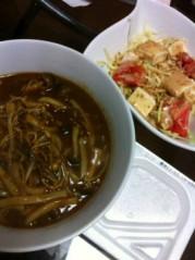 朝生あや 公式ブログ/ちゃんと食べる! 画像1