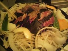 朝生あや 公式ブログ/ジンギスカン(o ・・o) 画像3