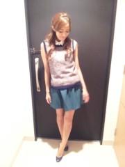 朝生あや 公式ブログ/fashion check 画像1