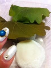 朝生あや 公式ブログ/日本一のイチゴ大福。 画像2