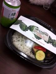 朝生あや 公式ブログ/食べ食べ(^3^)/ 画像1