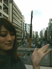 朝生あや 公式ブログ/返事クレーン(* ´∇`*) 画像2