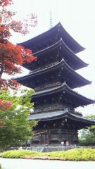 絵崎由花 公式ブログ/東寺と二条城 画像1