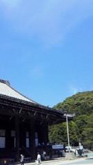 絵崎由花 公式ブログ/知恩院 画像2