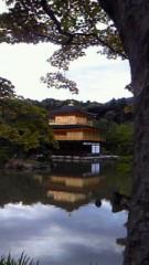 絵崎由花 公式ブログ/金閣寺 画像2