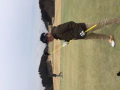 達淳一 公式ブログ/ゴルフがんばりましたー 画像1