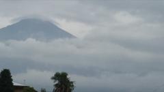 達淳一 公式ブログ/富士山に雲 画像1