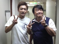 渡航輝 公式ブログ/今夜の来客はっ!? 画像1