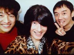 バーモント秀樹 公式ブログ/ゆずの北川悠仁さん祝バースディ〜大ドカンアーイ 画像1