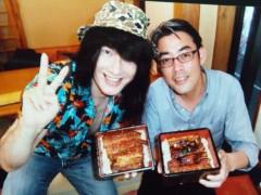 バーモント秀樹 公式ブログ/バーモント鰻アムアム会〜大ドカンアーイ。 画像1