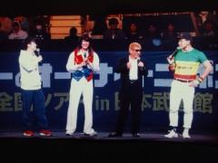 バーモント秀樹 公式ブログ/DVDオリコンランキング一位〜大ドカンアーイ  画像2