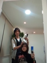 秋吉久美子 公式ブログ/2010-03-08 19:09:30 画像2