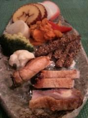秋吉久美子 公式ブログ/今から食べるよ〜! 画像1