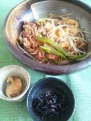 秋吉久美子 公式ブログ/お昼御飯 画像1