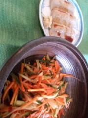 秋吉久美子 公式ブログ/夏だよ 野菜食べよう 画像1
