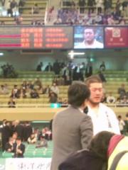 秋吉久美子 公式ブログ/柔道って品がある。武道家ってカッコイい。決勝は高橋、立山の大 画像2