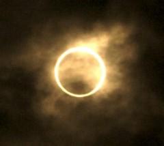 秋吉久美子 公式ブログ/見た?見た?撮れた!金環日食! 画像1