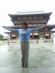 秋吉久美子 公式ブログ/奈良です 画像1