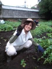 秋吉久美子 公式ブログ/イモ掘り 画像2