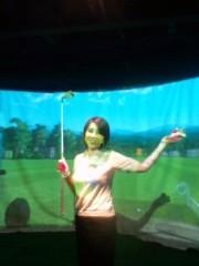 秋吉久美子 公式ブログ/ゴルフ 画像1